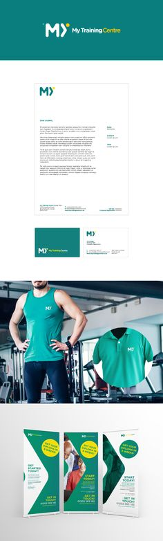 A new fresh & vibrant identity for PT course providers for age groups from 18-24. #branding #logo #design