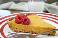 Sweet Potato Pie Cheesecake - Autoimmune Paleo