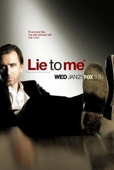 Lie to me-- SUCH AN AMAZING SHOW