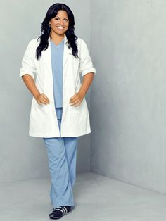 Sara Ramirez (Callie Torres) - Grey's Anatomy