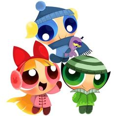 The Powerpuff Girls - Blossom, Bubbles, and Buttercup Powerpuff Girls Wallpaper, Ppg And Rrb, Zeina, Wallpaper Iphone Disney, Power Girl, Girl Wallpaper, Little Pony, Photos, Artsy