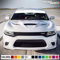 Sticker Aufkleber Vinyl Seite Tür Streifen Für Dodge Ladegerät 2011-2019 SRT