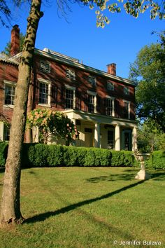 The Smithville Mansion Has A Long History It Began With Jacob Parker Investing In 37 Acre Mill Area Which He Purchased From Solomon Southwick October