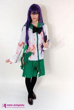 Saeko Busujima – High School of the Dead (24 fotos)  Más fotos en: http://mascosplay.com/saeko-busujima-high-school-of-the-dead-24-fotos/   No se olviden de votar el cosplay (en la web), pon tantas estrellas como creas que se merezca!!   #SaekoBusujima #cosplay #HighSchoolOfTheDead | mascosplay