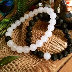 A personal favorite from my Etsy shop https://www.etsy.com/listing/223831117/ying-yang-reiki-infused-bracelets-what-a