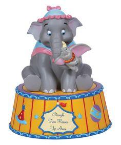Love this Dumbo Musical Figurine on #zulily! #zulilyfinds