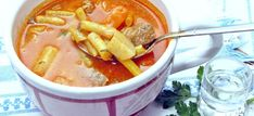 8 mennyei raguleves, amit imádni fogsz! - Receptneked.hu - Kipróbált receptek képekkel Cheeseburger Chowder, Soup, Soups