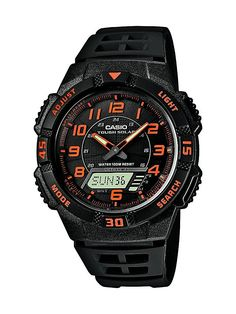 Casio AQ-S800W-1B2VEF Mens Solar Collection Watch ** For more information, visit image link.