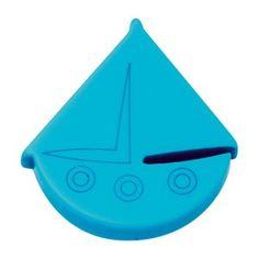 pomos tiradores velero de metacrilato azul mueble infantiles ninos comprar venta online 604az