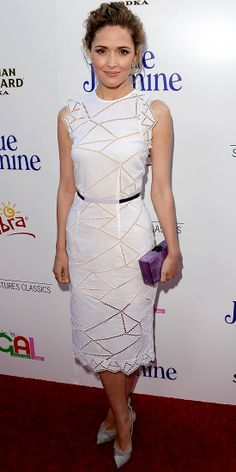 Rose Byrne - Look of the Day - InStyle