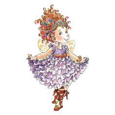 Dress up your little girls room with Fancy Nancy! Fancy Nancy Giant Wall Decal, $26.99