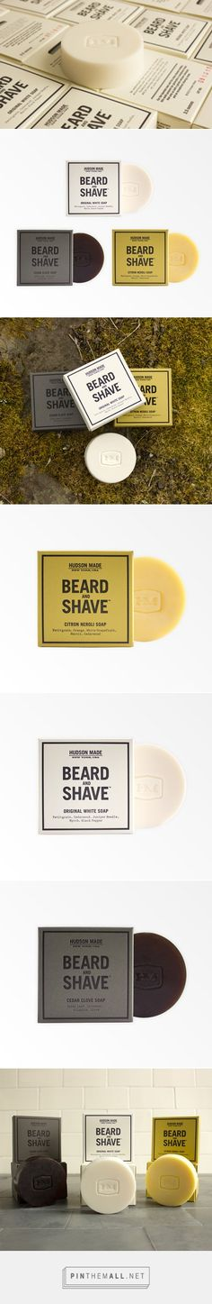 The Beard & Shave Soap Trio – Hudson Made New York