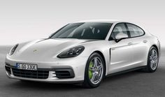 Porsche Panamera 4 E-Hybrid combines a combustion engine and electric machine…