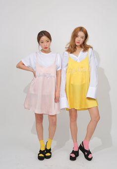 Romantic Lettering Mini Dress