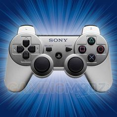 Silver Playstation 3 Modded Controller is a perfect gift for a special gamer in your life! All of GamingModz.com PS3 modded controllers are compatible with every major game on the market today. If you decide to get one of our Xbox 360 or Playstation 3 modded controllers, your gaming experience will increase, overall performance will rise and it will allow you to compete against more experienced players.
