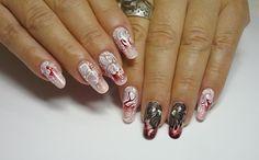 Татьяна Татьяна - Фотография из альбома | OK.RU Nail Art, Album, Nails, Beauty, Artists, Finger Nails, Ongles, Cosmetology, Nail Arts