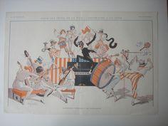 1920 La Vie Parisienne centerfold / eBay