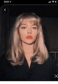 20 Flattering Side Bangs Hairstyles Trending in 2019 I hold you responsible for every wrong in my li Hairstyles With Bangs, Pretty Hairstyles, Vintage Hairstyles, Wedding Hairstyles, 1970s Hairstyles, Drawing Hairstyles, Dread Hairstyles, Simple Hairstyles, Straight Hairstyles