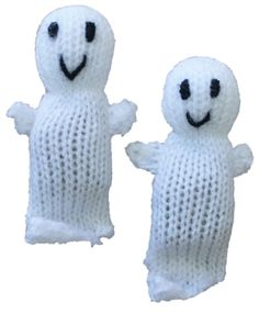 Spooky Ghosts Cat Toy
