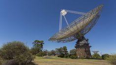 Mysterious Radio Flash Traced To Distant Galaxy. The faraway bursts from outer space emit as much energy in a millisecond as the Sun does in about 10,000 years.