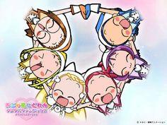 Ojamajo Doremi Dokka~n! Do Re Mi, Ojamajo Doremi, Shugo Chara, Magical Girl, Potpourri, Webtoon, Bowser, Original Art, Witch