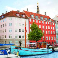 Where to eat, drink, shop, play, and sleep in Copenhagen: Europe's hottest coastal capital. Coastalliving.com