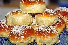 Finnische kleine süße Brötchen (Pikkupullat) (Rezept mit Bild) | Chefkoch.de
