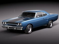 1970 PLYMOUTH ROADRUNNER- Ha, for my dad!