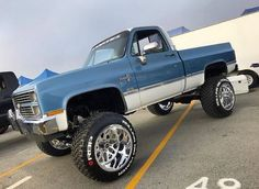 """Visit our website for even more info on """"best midsize suv"""". It is actually a great location to find out more. Chevy Pickup Trucks, Classic Chevy Trucks, Gm Trucks, Chevy Pickups, Diesel Trucks, Lifted Trucks, Cool Trucks, Cool Cars, Chevy K10"""