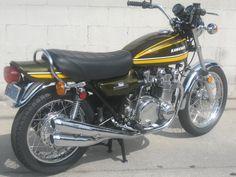 kawasaki 900 z1 | 1974 Kawasaki Z1-900