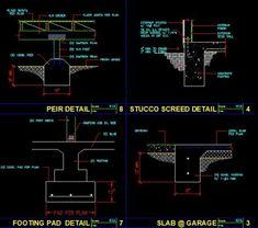 ★【Construction Details 】★-CAD Library | AutoCAD Blocks | AutoCAD Symbols | CAD Drawings | Architecture Details│Landscape Details