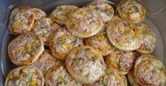 mreceitas.com: Minipizza rápida Que tal preparar essas mini pizzas ficam deliciosas. Veja passo a passo: