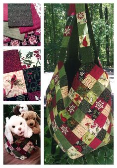 Life @ RuffHaven: Ho Ho Holy Moly... it's time for holiday sewing