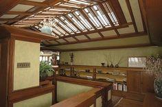 Coonley House - Frank Lloyd Wright