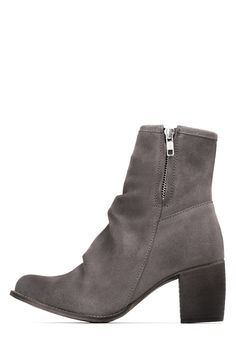 b1afea2f85bf Jeffrey Campbell Shoes in Grey Distressed Suede