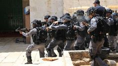 Clashes between Israeli police & Palestinian protesters as Jews allowed entry to Al-Aqsa Mosque — RT World News Last Day Of Ramadan, Search Everything, East Jerusalem, Temple Mount, Mosque, Police, World, Alternative News, Wordpress