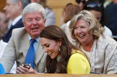 Kate Middleton Photos - Britain's Catherine, Duchess of Cambridge sits in the royal box on centre court during the women's semi-final matches on the eleventh day of the 2016 Wimbledon Championships at The All England Lawn Tennis Club in Wimbledon, southwest London, on July 7, 2016. / AFP / POOL / BEN CURTIS / RESTRICTED TO EDITORIAL USE - Day Ten: The Championships - Wimbledon 2016