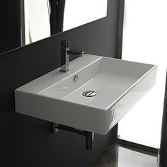 Ceramica II Unlimited Ceramic Bathroom Sink Faucet Mount: Single Hole WS Bath Collections http://www.amazon.com/dp/B0066HH43W/ref=cm_sw_r_pi_dp_bi3avb0BP7RYY