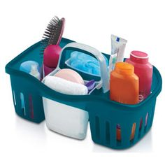 #Parenthood College Tip: Make life easy by keeping all your toiletries in one place