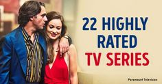 22highly ratedTV shows for those who want tohave arelaxing weekend