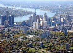 Detroit, Michigan.   Lived in Taylor,Michigan and Husband worked in Detroit from 1974-1975
