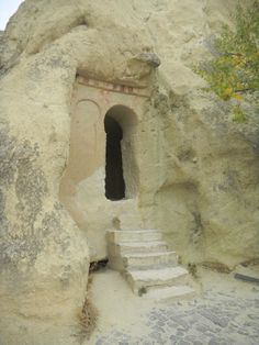 Early Christian cave Monestary, Capaddocia