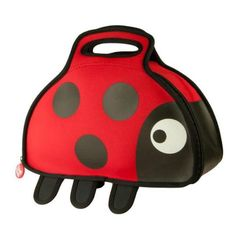 The tumtum ladybird lunchbag is one of my new travel essentials - gorgeous design, it works as a mini coldbag while we're on holiday. See my review on the MummyTravels blog