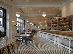 The Standard NY Hotel | Roman and Williams Buildings and Interiors | Archinect