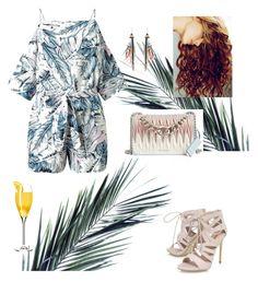 """Summer fashionista"" by luisa6 on Polyvore featuring moda, Miss Selfridge, Carvela, Miu Miu y Etro"