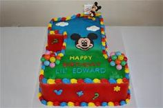 mickey mouse clubhouse 1 st birthday - Bing Images
