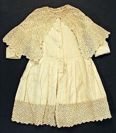 1886 Coat Culture: American Medium: cotton