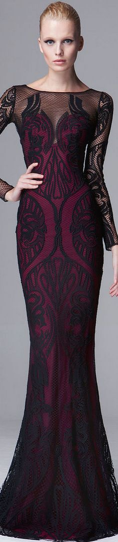 LOOKandLOVEwithLOLO: FALL 2014/2015 RTW featuring Zuhair Murad