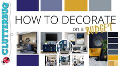 How to Decorate on a REALLY Small Budget (& DIY thrift store flips) Small House Decorating, Decorating On A Budget, Home Reno, Diy On A Budget, Thrifting, Budgeting, Household, Organization, Reno Ideas