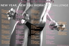 New Year, New You Workout Challenge